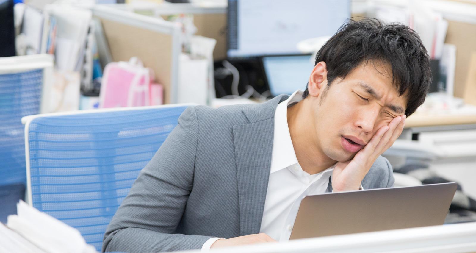 仕事の悩み